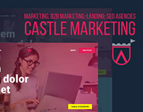 Castle - Marketing, B2b Marketing, Landing and SEO