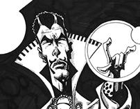 Doctor Strange Illustration