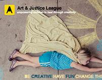 Art & Justice League GOOD Maker contest