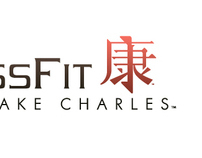 """CrossFit Lake Charles"" Logo Project"