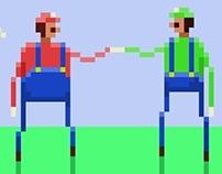 Super Pixelated Bros