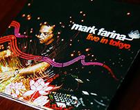 Mark Farina CD Packaging