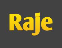 // Raje (Branding)