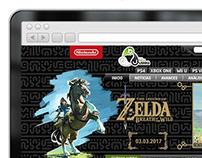 Zelda BOTW - Rich Media