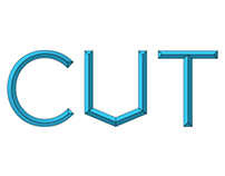 Cut Logo and Website