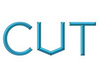 Cut Logo and Website