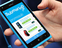 Submarino app for windows phone