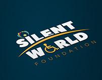 Silent World Foundation Brand Identity