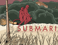 SUBMARINE (Movie poster)
