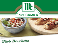 McCormick Home Page Banner