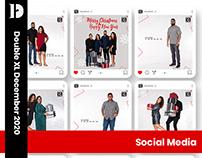 Double XL | Social Media | December 2020