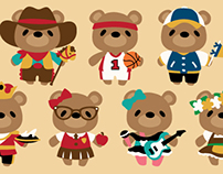 Teddy Bear Parade – Cricut