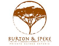 Logo Design for Burton & Speke