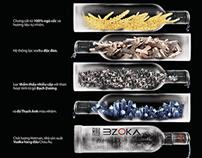 3zoka vodka Ad Campaign