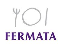 """Logo Ristorante """"Fermata"""""""