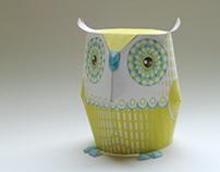 Howie Owl