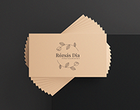 Photographer / Logo & business card