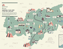 Monocle 104 - Illustrated Map