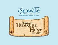Spawake Treasure Hunt Contest