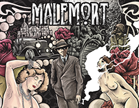 "MALEMORT - ""Ball trap"""