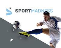 Sportmadness - Branding