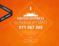 OrientExpress web