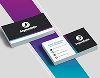 BagonkDesign Business Card