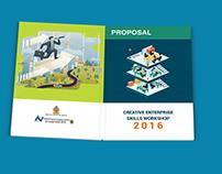 Proposal - Creative Enterprise Skills Workshop - 2016