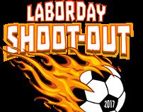 Soccer Tournament Logo Design - 2017