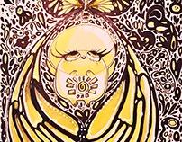 Celestial Butterfly