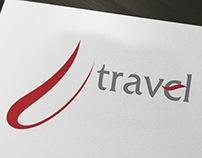 U TRAVEL Branding