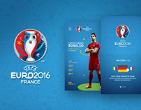 EURO 2016 UI/UX Improvement
