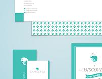 CAMACREA - Branding Project