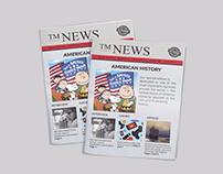 Diagramação TM News