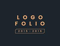 Logofolio 2015 - 2016