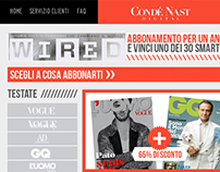 www.abbonatiqui.it Redesign