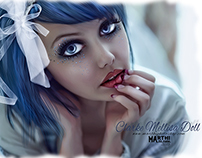 Muñeca Mellisa Clarke