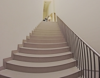 Stairs at 8 mm