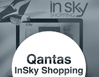 Case Study :: Qantas InSky Shopping