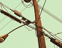 Art - Telephone Poles