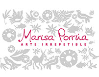 Marisa Porrua - Identidad Gráfica