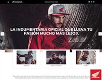 PROJECT + AD Honda Official Store   Lanzamiento