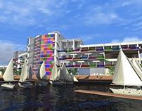Proyecto Arquitectónico // Hotel El Baluarte