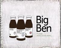 Campaña de té en hebras BigBen