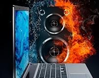"""Samsung Seria 5: kampania """"Wzmacnia wrażenia"""""""