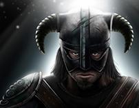Elder Scrolls Skyrim Fan Art