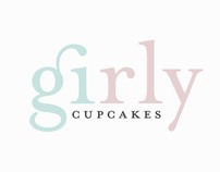 Girly Cupcakes + ID Package