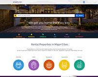 Property Rent Design