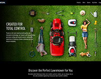 Honda 'Created for Total Control' Campaign
