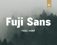 Fuji Sans - Free Font